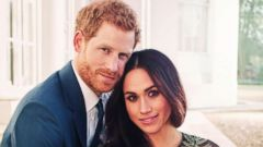 'PHOTO: Britain's Prince Harry and Meghan Markle pose for one of two official engagement photos,1_b@b_1Frogmore House, in Windsor, England, in this photo released by Kensington Palace, Dec. 21, 2017.' from the web at 'https://s.abcnews.com/images/Entertainment/prince-harry-meghan-markle-engagement-photo3-ap-mem-171221_16x9t_240.jpg'