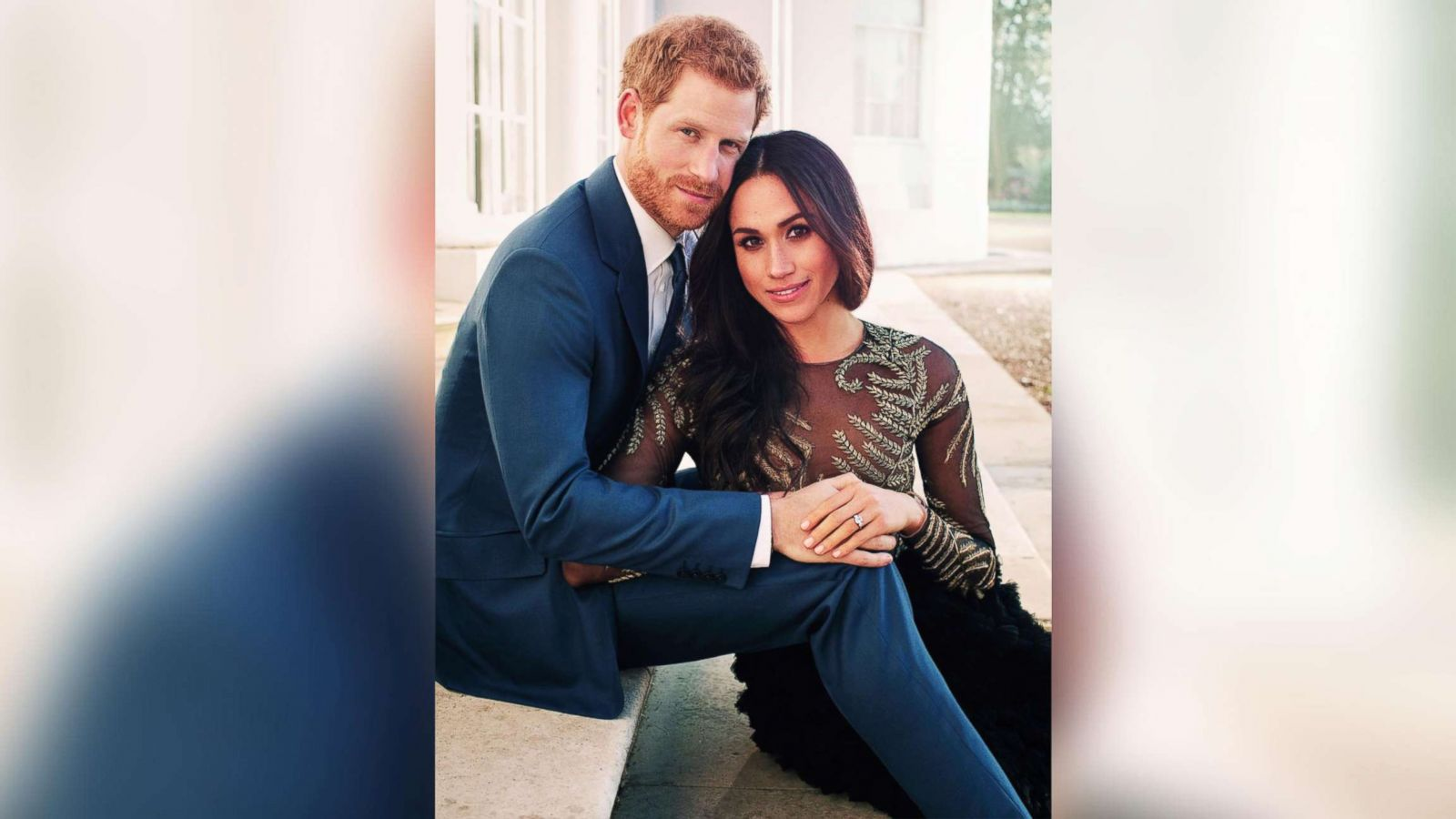 harry and meghan how long have they been dating