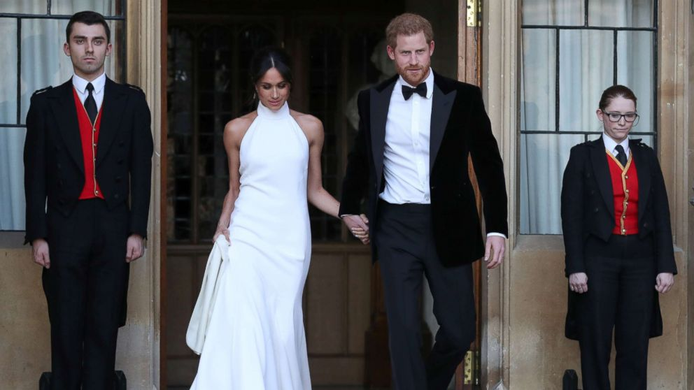 b817bda868e8 Stella McCartney launches collection inspired by Meghan Markle s ...