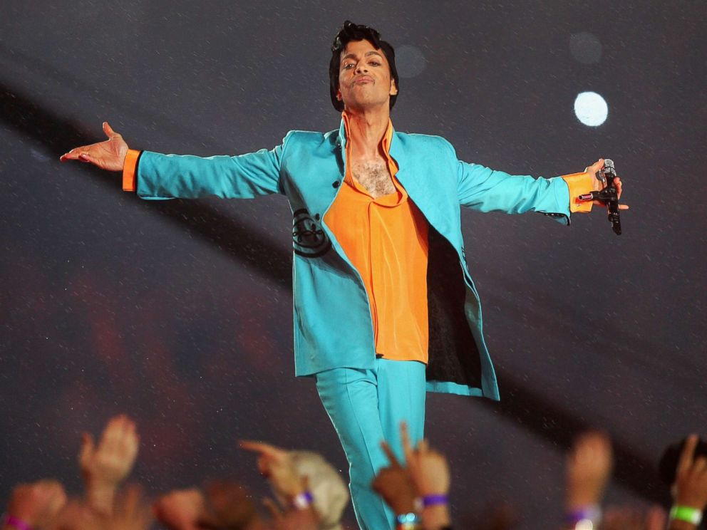 Listen to the first track from Prince's posthumous album