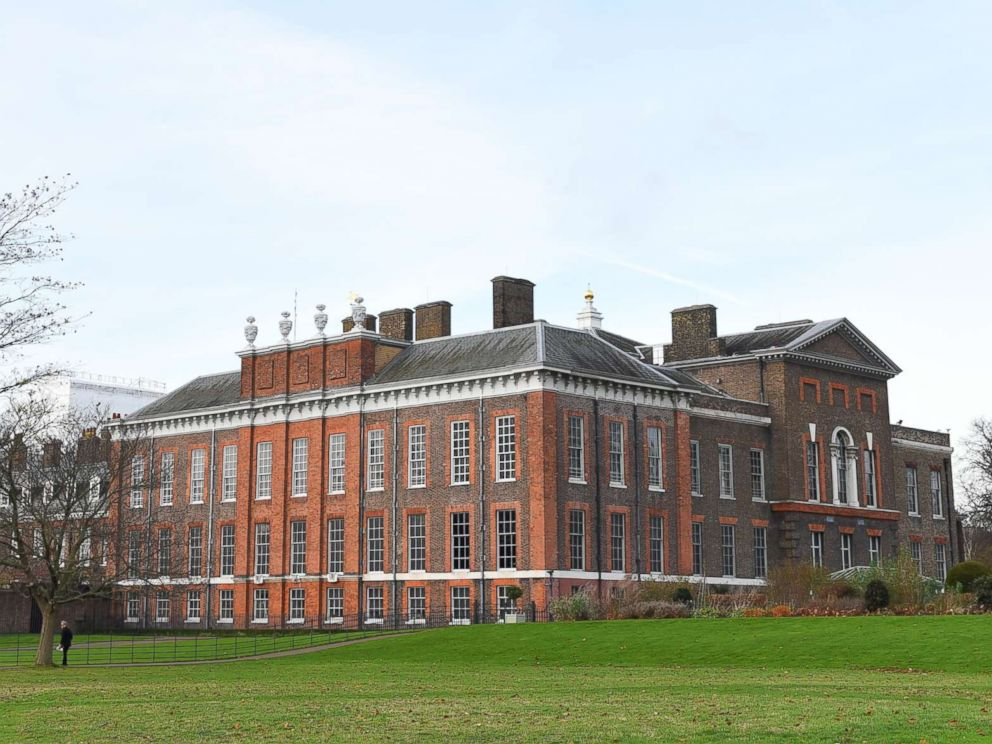 PHOTO: Kensington Palace in London, where the announcement of Prince Harrys engagement with American Actress Meghan Merkle, was held Nov. 27, 2017.