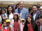 PHOTO: Prince Williams trip to Jordan