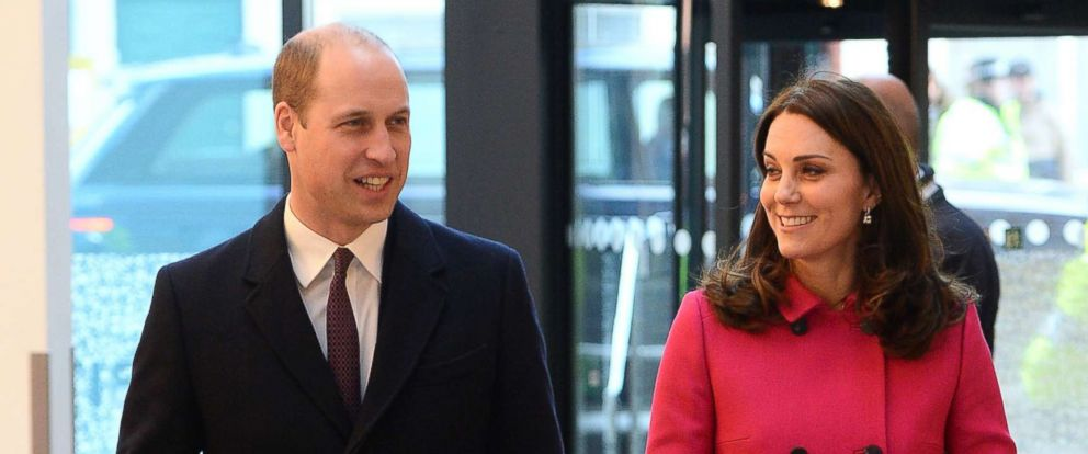PHOTO: Prince William and Catherine Duchess of Cambridge visit Coventry in the UK, Jan. 16, 2018.