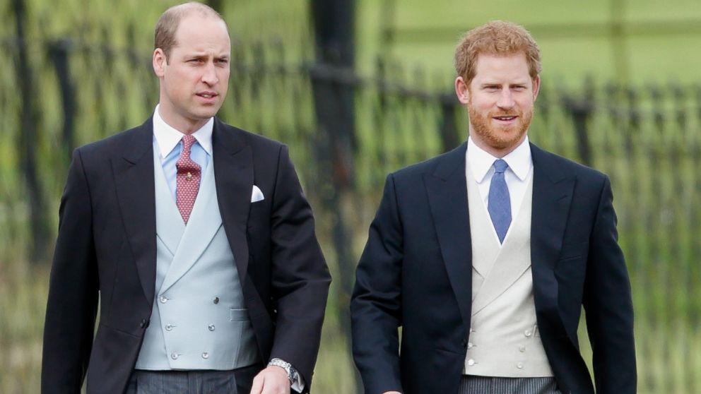 prince william prince harry open up about how they learned of their mother s death abc news prince william prince harry open up