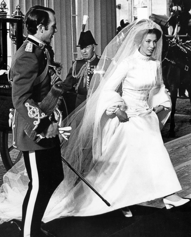 9 wedding dresses worn by royal brides - ABC News