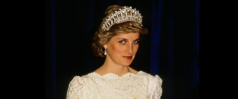 PHOTO: Princess Diana is pictured in Vancouver, May 3, 1986.