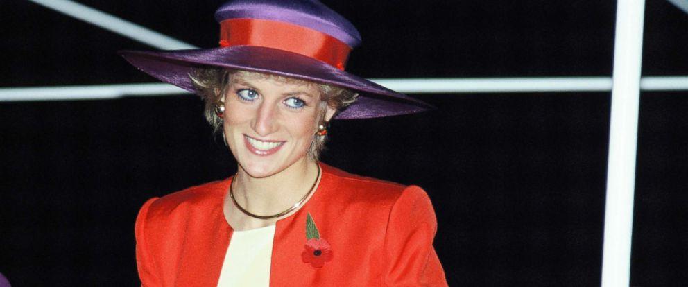 PHOTO: Diana, Princess of Wales, during her official visit to Hong Kong, Nov. 7, 1989.
