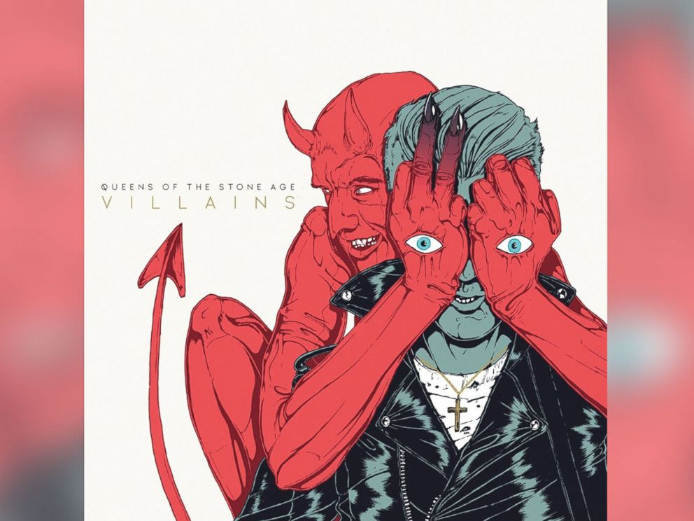 PHOTO: Queens of the Stone Ages new album, Villains, was released on Aug. 25, 2017.