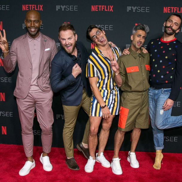 Queer Eye Cast Shares Favorite Holiday Picks This Season Gma