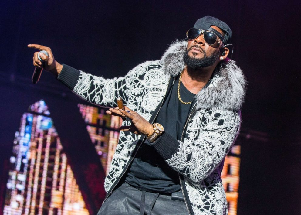 R. Kelly slammed by Time's Up leaders for alleged sexual misconduct