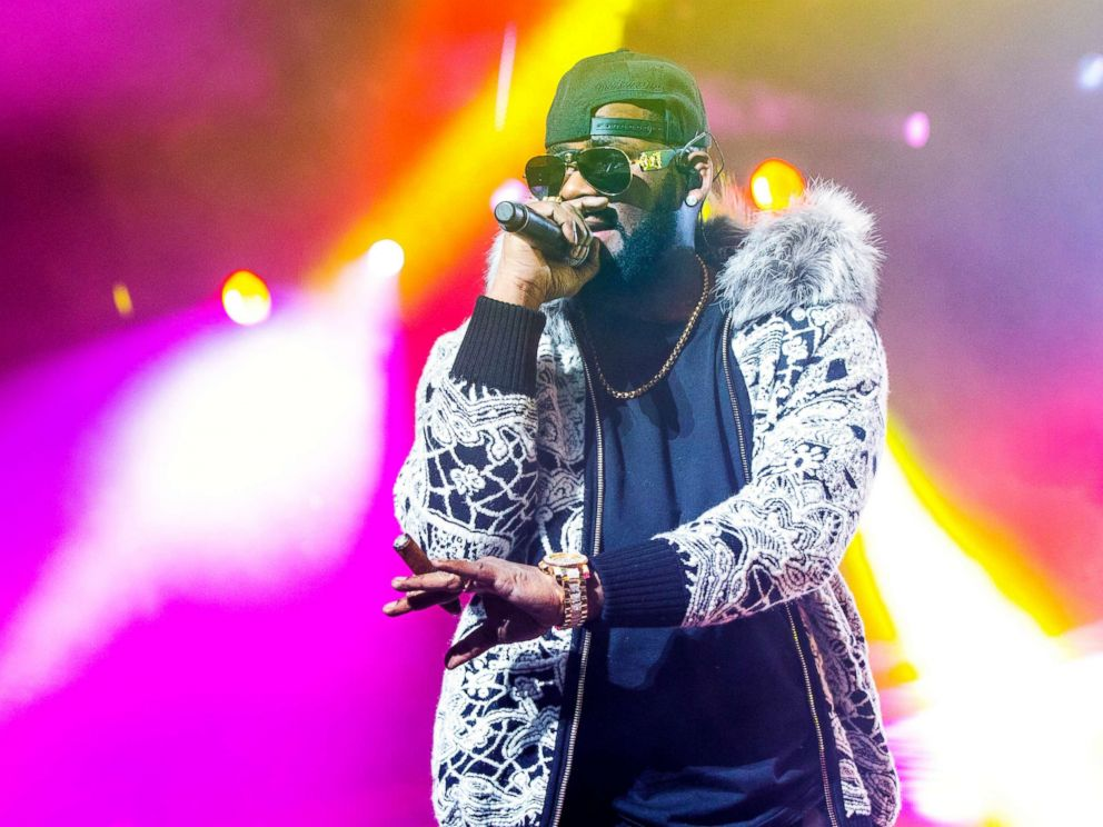 R Kelly's daughter calls him 'monster' after abuse exposé