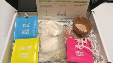 'PHOTO: The Rainbow Cake Pop kit from Foodstir is shown here.' from the web at 'https://s.abcnews.com/images/Entertainment/rainbow-abc-er-180213_2_16x9t_384.jpg'