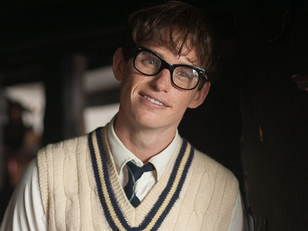 PHOTO: Eddie Redmayne in a scene from The Theory of Everything, 2014.