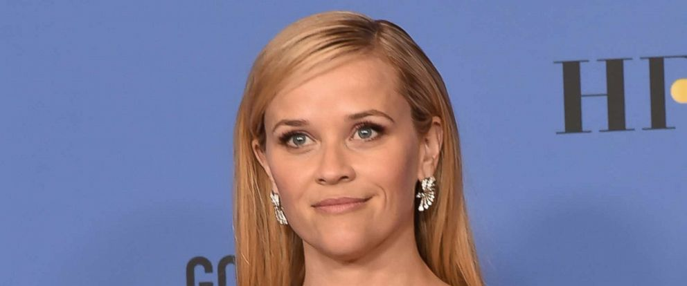 PHOTO: Reese Witherspoon attends the 75th Annual Golden Globe Awards on Jan. 7, 2018 in Beverly Hills, Calif.