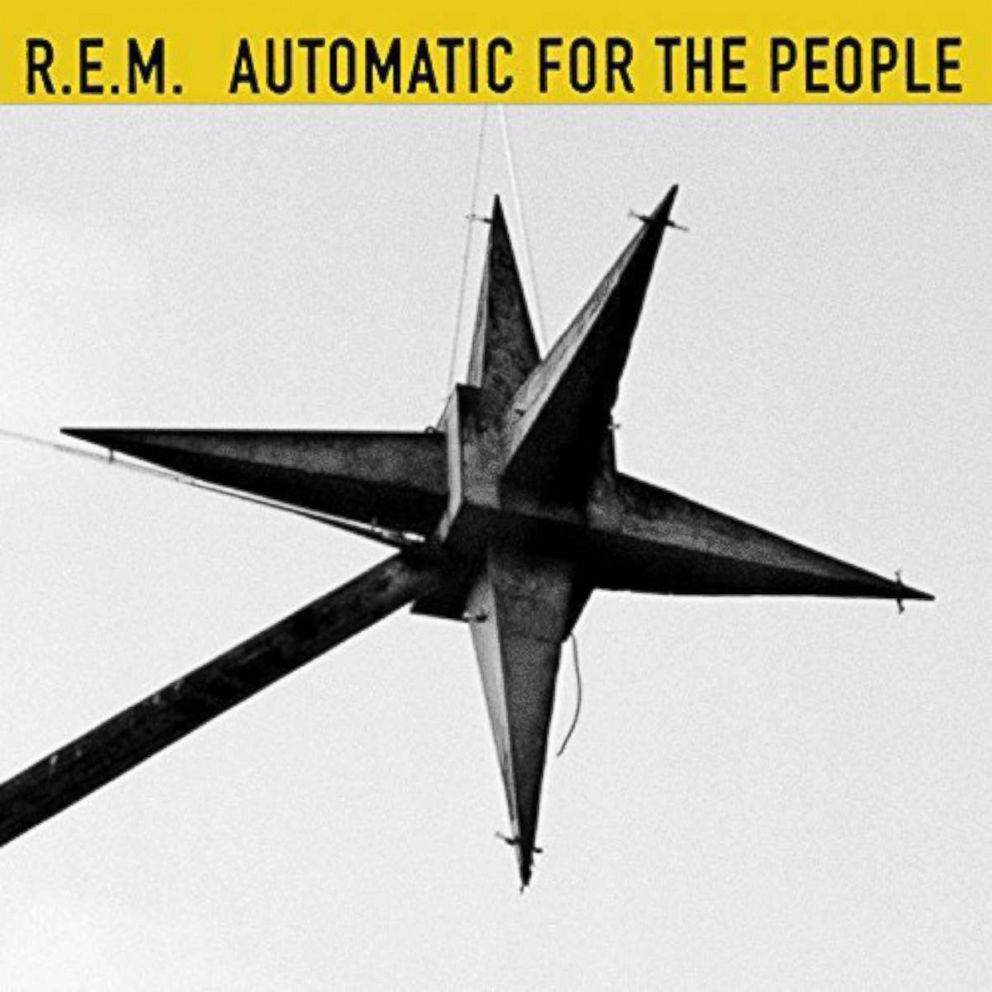 PHOTO: R.E.M. - Automatic For The People (25th Anniversary Edition)