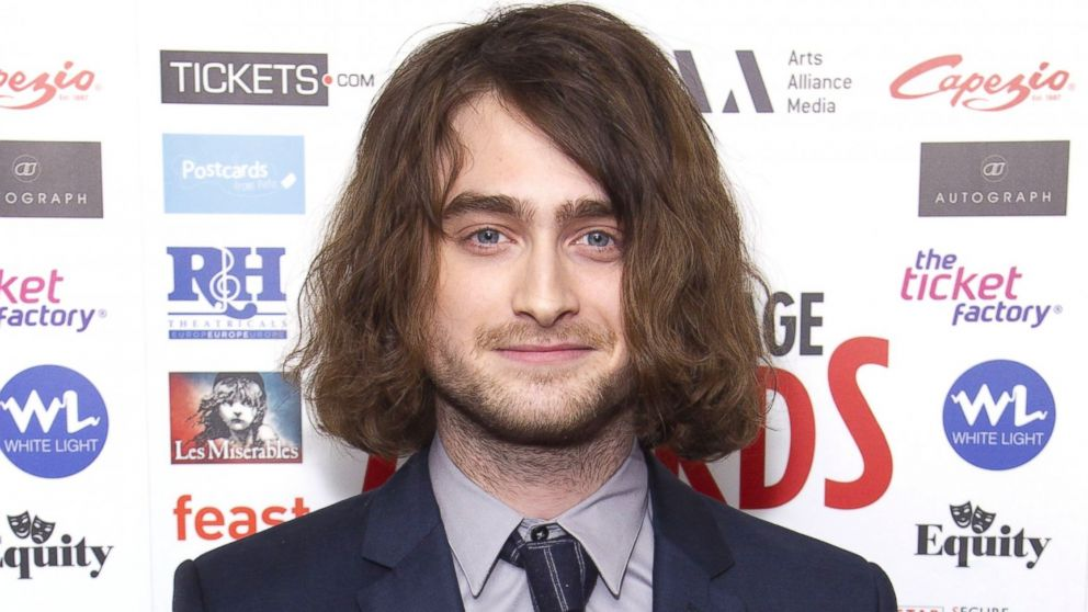 Daniel Radcliffe Sounds Off On His New Hair Style Abc News