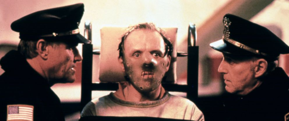 PHOTO: The Silence Of The Lambs, Anthony Hopkins.