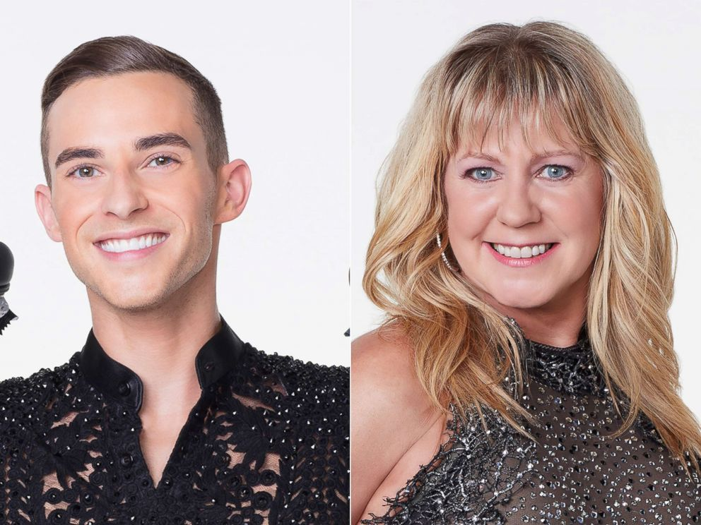 PHOTO: Adam Rippon will appears on the new season of Dancing with the Stars.|Tonya Harding appears on the new season of Dancing with the Stars.