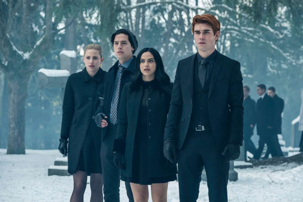 PHOTO: A scene from the show Riverdale.