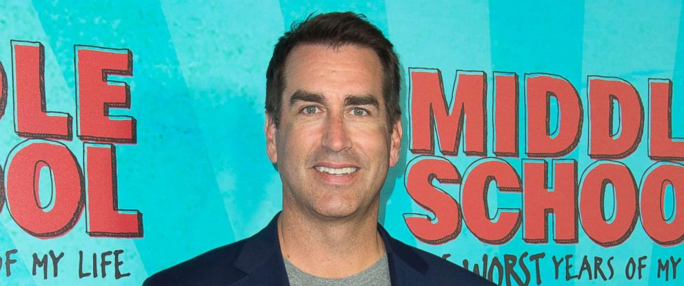 "PHOTO: Rob Riggle attends the screening of ""Middle School"" in Hollywood, Calif., Oct. 5, 2016."