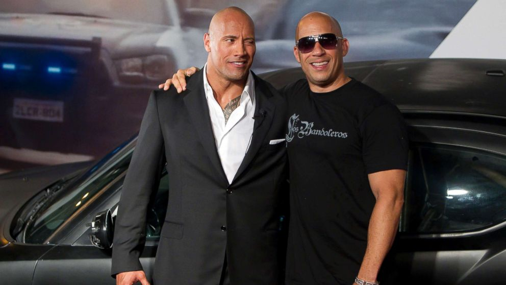 Dwayne 'The Rock' Johnson explains what sparked Vin Diesel
