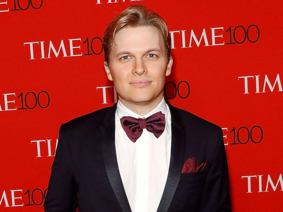 PHOTO: Ronan Farrow attends the 2017 Time 100 Gala at Jazz at Lincoln Center, April 25, 2017, in New York.