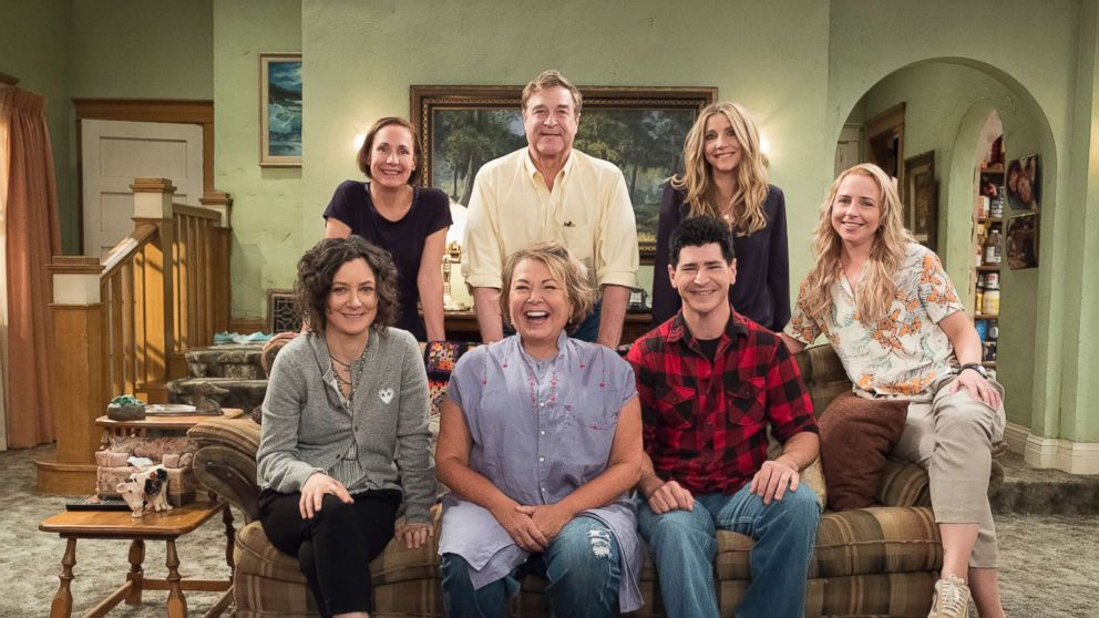 roseanne cast reveals who was behind getting actors on board and deal signed abc news