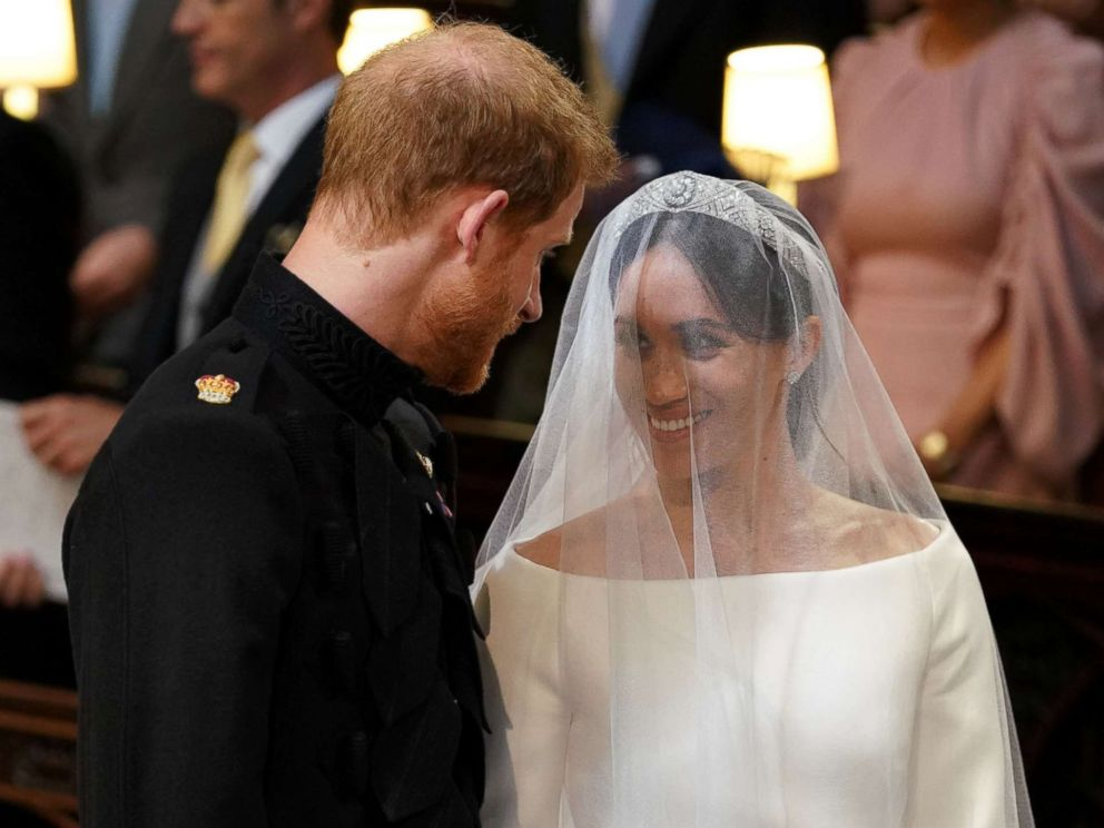 Read What Prince Harry And Meghan Markle Said In Their