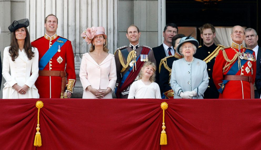 How Meghan Markle's First Trooping The Colour Appearance Compares To Kate Middleton's