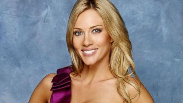 "PHOTO: Rozlyn Papa gaze was not firmly cemented on ""The Bachelor"" season 14 star Jake Pavelka."