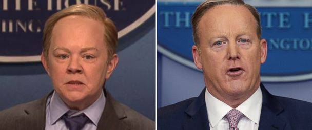 forró termék új stílusok üzlet Sean Spicer Thinks Melissa McCarthy's Impression of Him Was 'Cute ...