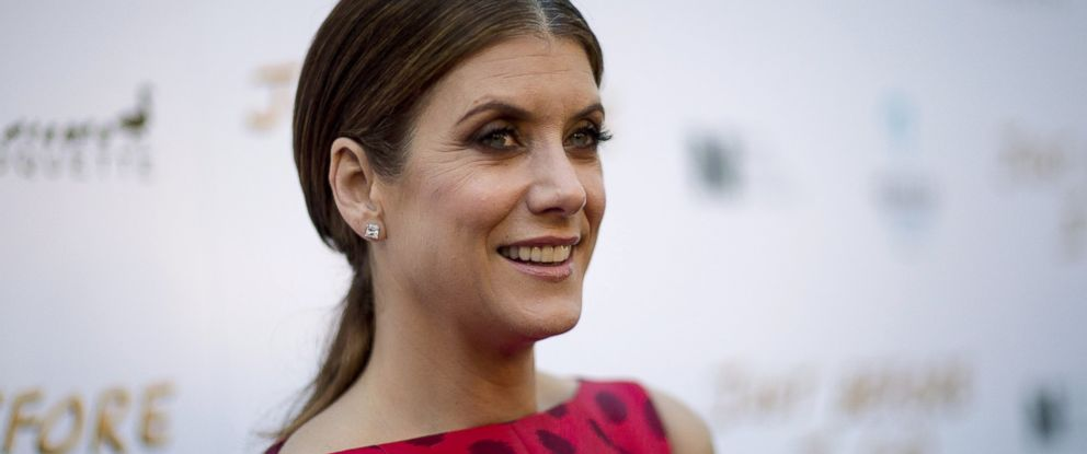 PHOTO: Kate Walsh poses at a movie premiere in Los Angeles, April 20, 2015.