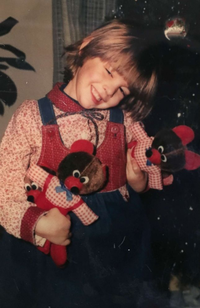 PHOTO: Sally Kohn is pictured at age 6 in this undated family photo.