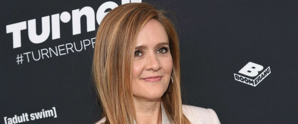 PHOTO: In this May 16, 2016 file photo Samantha Bee attends the Turner Network 2016 Upfronts in New York.