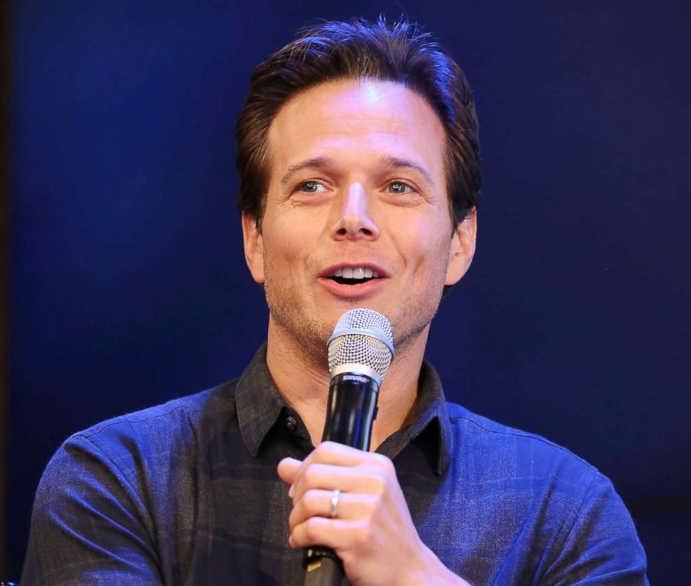 PHOTO: Scott Wolf attends Sony Pictures Televisions Q&A on June 12, 2016, in Austin, Texas.