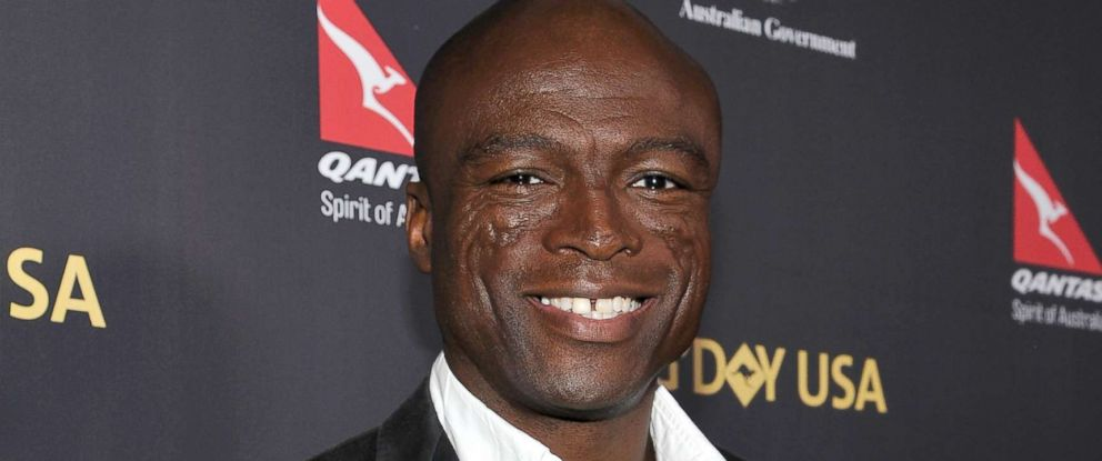 PHOTO: Singer-songwriter Seal attends the GDay USA 2016 gala at Vibiana, Jan. 28, 2016, in Los Angeles.