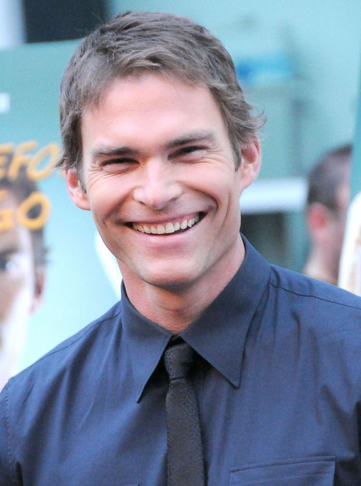 PHOTO: Actor Seann William Scott arrives at a film screening on April 20, 2015 in Hollywood, Calif.