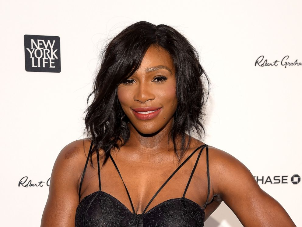 PHOTO: Serena Williams attends Sports Illustrated Sportsperson of the Year Ceremony 2015 at Pier 60, Dec. 15, 2015, in New York City.