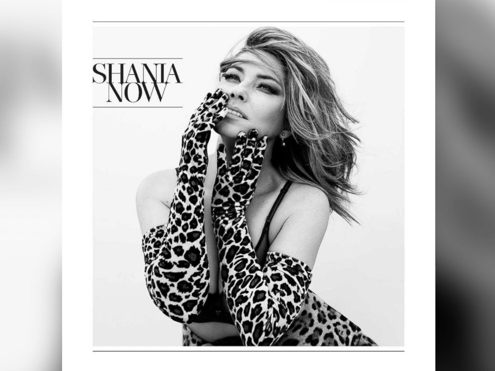 PHOTO: Shania Twain - Now (Deluxe)