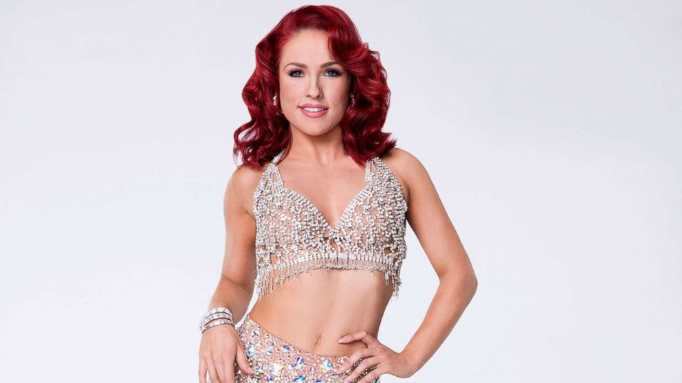 """Pro dancer Sharna Burgess will appear on """"Dancing With The Stars."""""""
