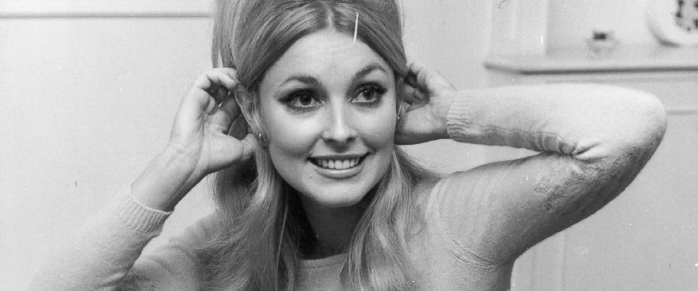 PHOTO: Sharon Tate poses during a photo shoot in London in this undated photo.