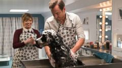 PHOTO: Show Dogs the movie starring Natasha Lyonne and Will Arnett.