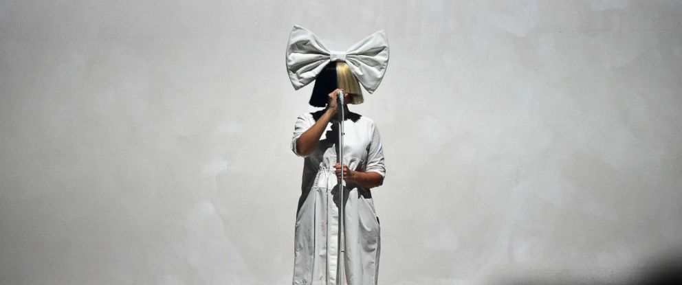 PHOTO: Sia performs at Barclays Center, Oct. 25, 2016, in New York City.