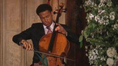 Who Is The Royal Wedding Cellist 19 Year Old Sheku Kanneh Mason