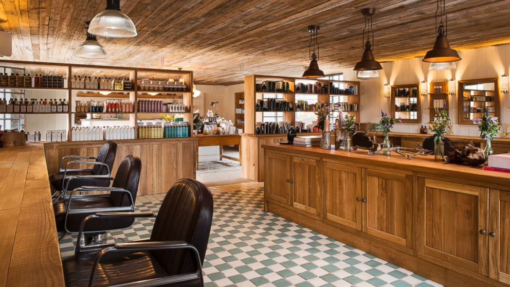 Soho Farmhouse guests can be pampered at the Cowshed Spa.