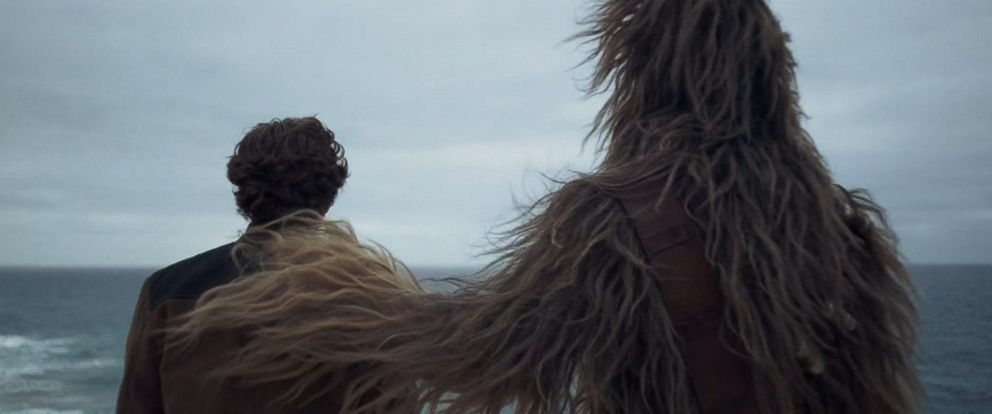 PHOTO: A scene from Solo: A Star Wars Story.