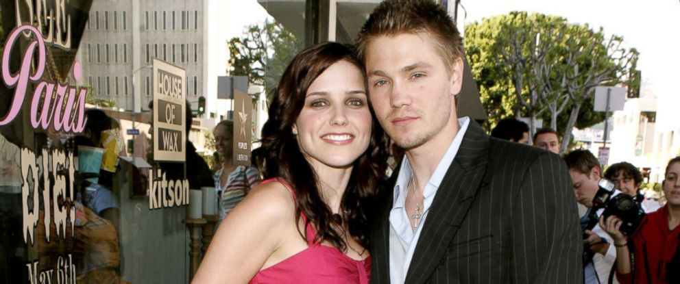 "PHOTO: In this file photo, Sophia Bush and Chad Michael Murray during Peoples Liberation, Warner Bros. Pictures, and Kitson Celebrate Horror Thriller ""House Of Wax,"" April 21, 2005, in Los Angeles."