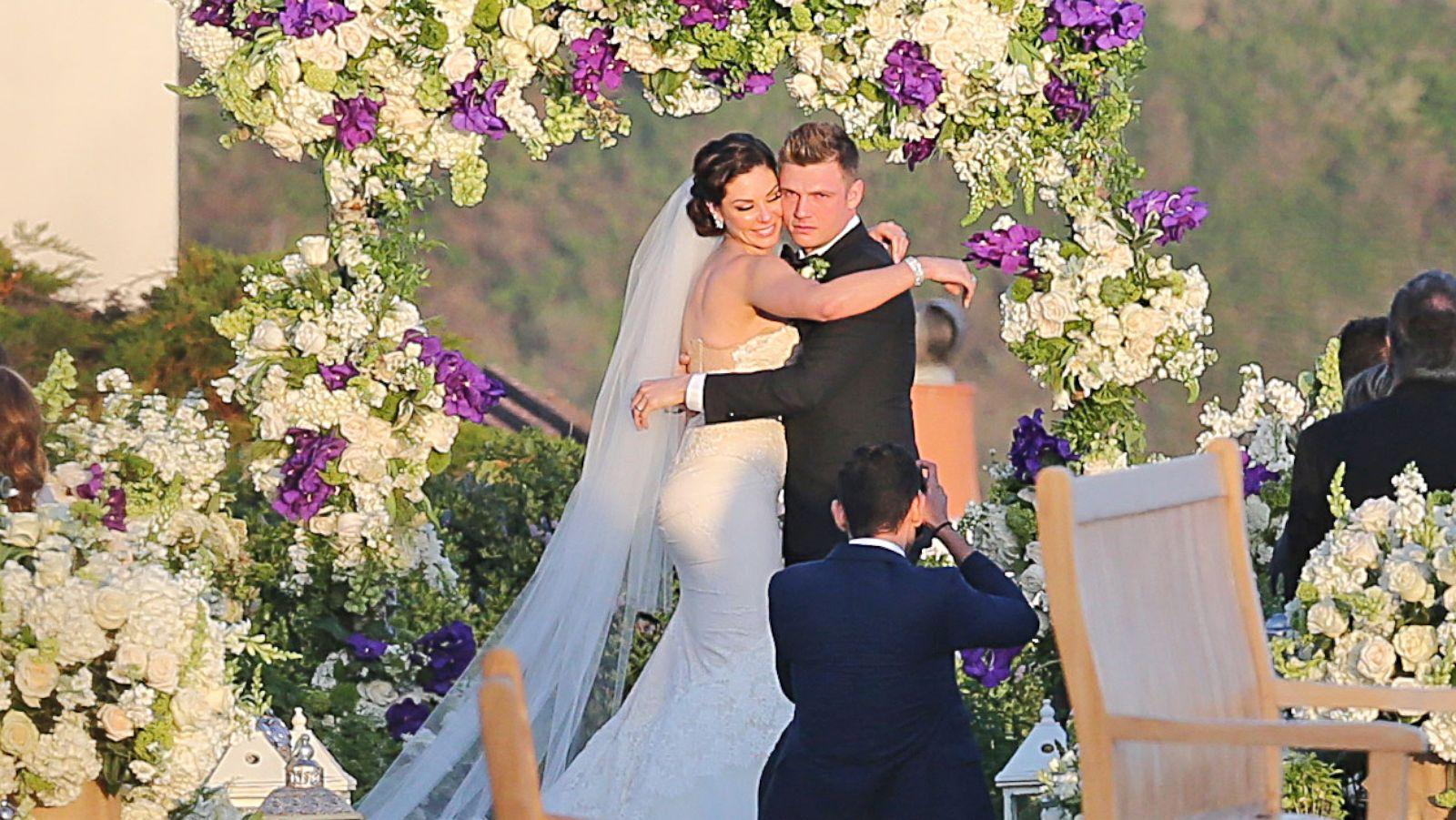 Backstreet Boys On Nick Carter S Wedding It Was Bittersweet Abc News