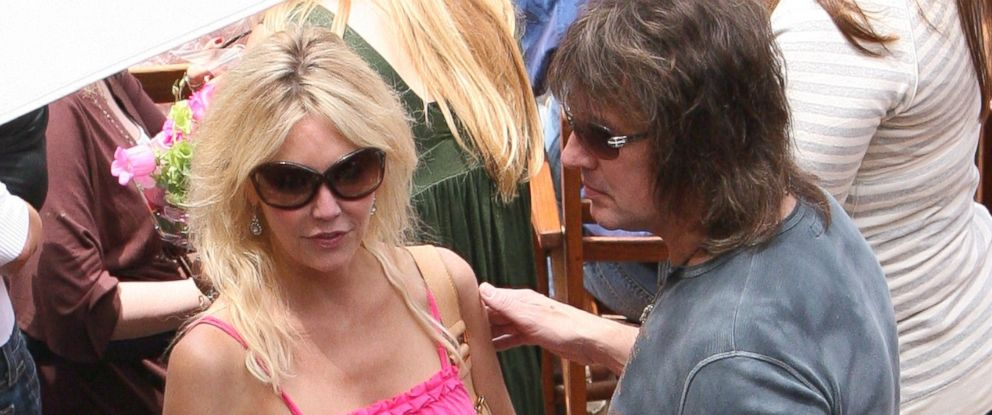 PHOTO: Heather Locklear and Richie Sambora attend an event in Malibu, Calif. on June 20, 2009.