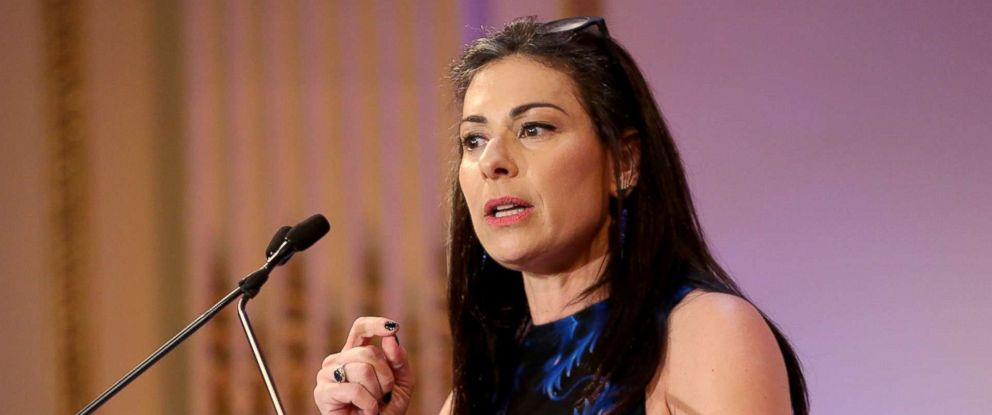 PHOTO: Stacy London speaks on stage during Mount Sinai Womens Health Day of Learning and Luncheon at The Plaza on Nov. 12, 2015 in New York.